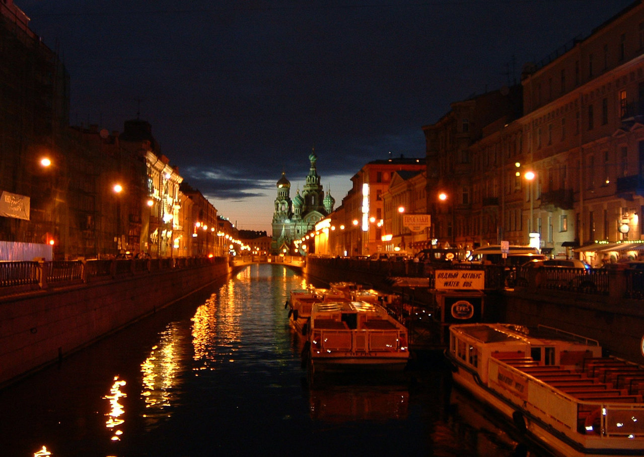 Learning Russian to unlock the secrets of St Petersburg? Our app can help you master those tricky verbs! (Image from freeimages.com)